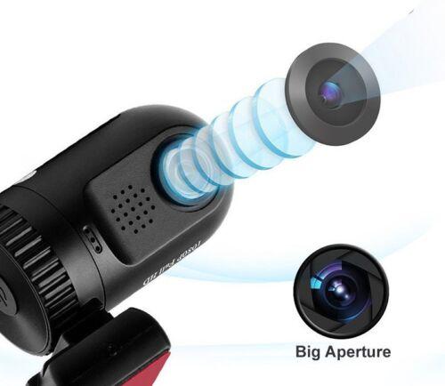 Dash Camera Vimel GPS Hardwired Kit Parking mode Super capacitor FullHD 1080P