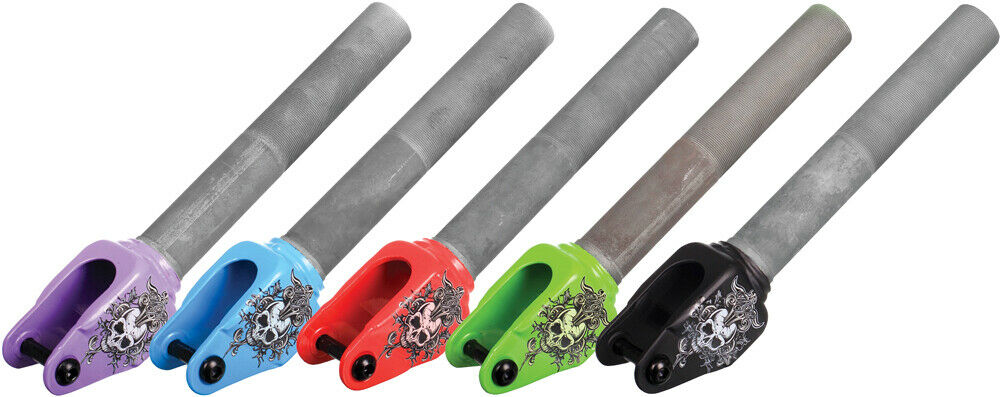 Madd Gear MGP HeadAche Threaded Scooter Forks Assorted Colours