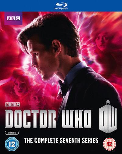 Doctor Who Serie 7 Blu-Ray Nuovo Blu-Ray (BBCBD0241)
