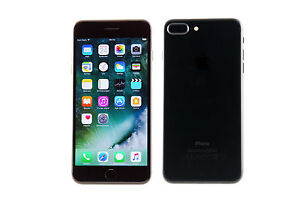 apple iphone 7 plus 128 gb schwarz ohne simlock wie. Black Bedroom Furniture Sets. Home Design Ideas