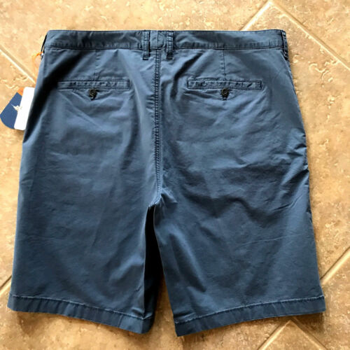 35 23793299611 88 Uomo Blue Nwt Away Bahama Front Sail Echo Flat Shorts Tommy Stretch fXSwRTxqx