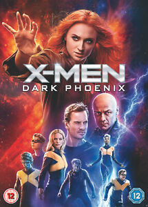 X-Men-Dark-Phoenix-DVD-James-McAvoy-Michael-Fassbender-Jennifer-Lawrence