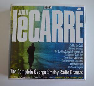 The-Complete-George-Smiley-Radio-Dramas-BBC-Radio-4-full-cast-Audiobook-21CDs