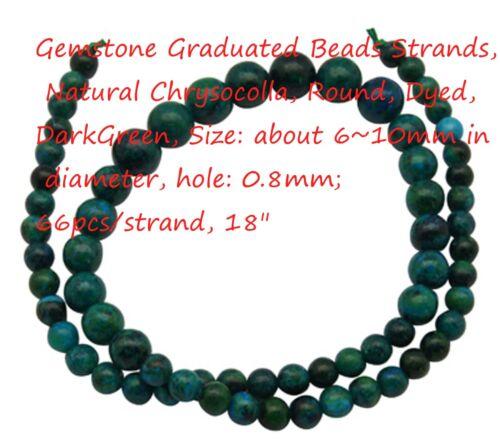 1 Strang piedras preciosas joyas de perlas perlas Gemstone piedra natural perlas chyrokoll