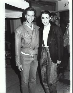 Slavitza Jovan Ted Demer Profesional Celebridad Foto 1984 Ebay She made later appearances in house on haunted hill, body double, and terrence malick's knight of cups. detalles acerca de slavitza jovan ted demer profesional celebridad foto 1984 mostrar titulo original