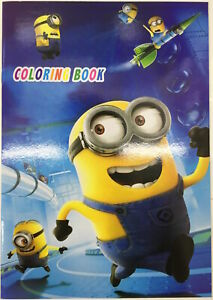 Despicable-Me-Minions-Colouring-Book-16-pages-with-2-pages-Stickers-AU