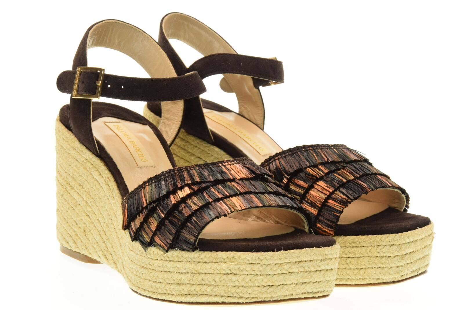 Paloma Barcelo' P17us Sandals femmes chaussures with wedge PGCO Rab1