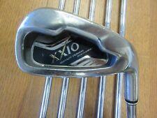 USED XXIO Golf XXIO6 5-PW Iron Set N.S PRO 950GH steel Stiff Made in Japan Men's