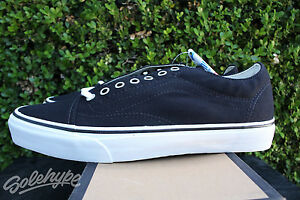 94d913d558f8 VANS OLD SKOOL DECON SZ 11 JAZZ STRIPE BLACK WHITE VN 0NK9LHS