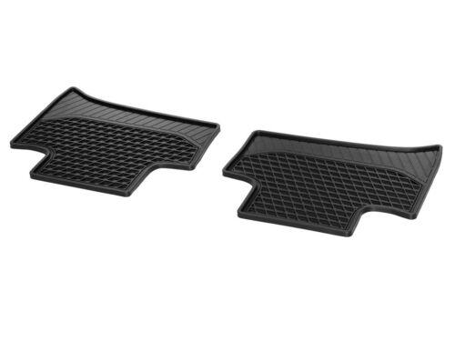 Orig Mercedes-Benz Gummimatten Fußmatten C-Klasse W S205 hinten A20568076089G33