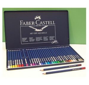 Faber-Castell-Art-Prise-Aquarelle-Crayons-Assorti-12-24-36-amp-60