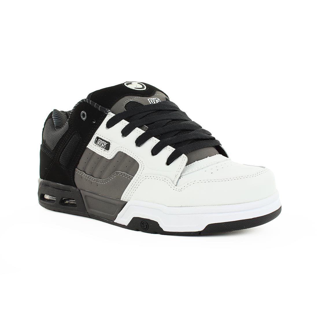 DVS zapatos Enduro Heir-Negro blancoo Carbón