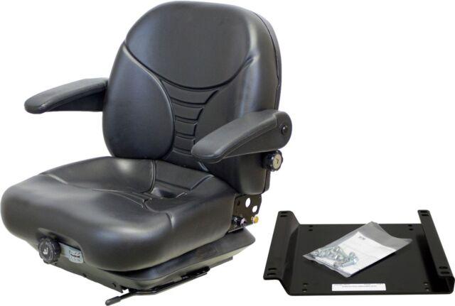 KUBOTA SEAT REPLACEMENT CUSHION SET M SERIES TRACTOR M5030,M5400,M8200,M9000 #ZF