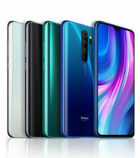 "Xiaomi Redmi Note 8 Pro 64GB 6GB 6,53"" 4500mah NFC 64MP Handy Global Version"