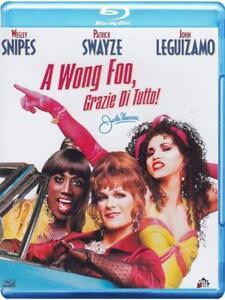 Blu Ray A Wong Foo, Grazie di Tutto, Julie Newmar  ....NUOVO