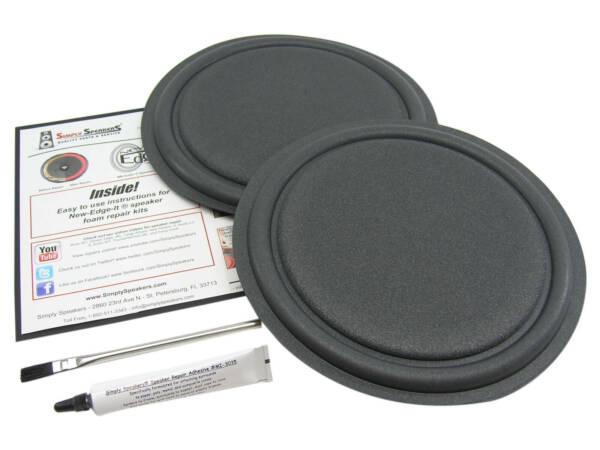 """100% Waar Ess Speaker 10"""" Amt 2, 5b, Passive Radiator Replacement Repair Kit # Pask-10"""