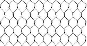 """304 Stainless Steel 22 Ga. Chicken Wire, Fence  48"""" x 150' x 1"""" Hex Mesh"""