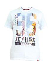9b6a3db7c1b D555 New Men s Photo Print Cotton T-shirt Graphic Printed Design Top City