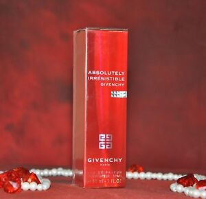 In Details Absolutely Givenchy 30mlDiscontinuedVery Edp RareNew Irresistible About Box LVpqMSzUG