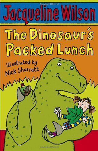 1 of 1 - The Dinosaur's Packed Lunch,Jacqueline Wilson, Nick Sharratt