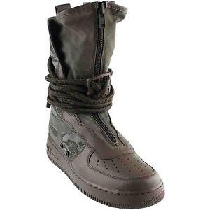 Nike SF Air Force 1 Hi Ridgerock Black-Sequoia (AA1128 203)  663b8db236