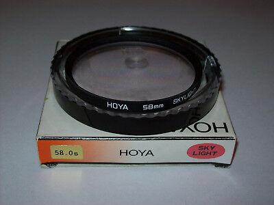 Hoya 62mm HMC 81B Screw-in Filter