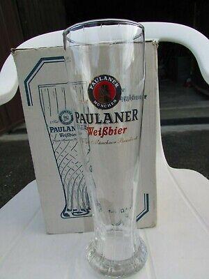 Lots de 6 verres /à bi/ère paulaner 25 cl