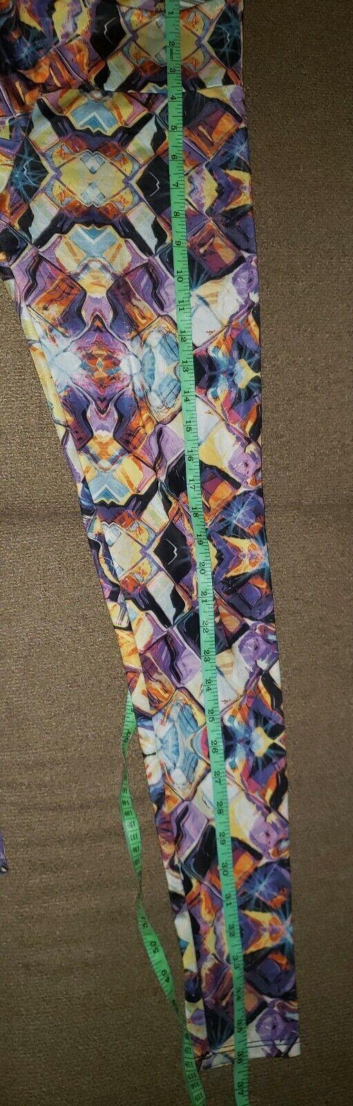 Onzie Women  Leggings S/M full lenght  - image 7