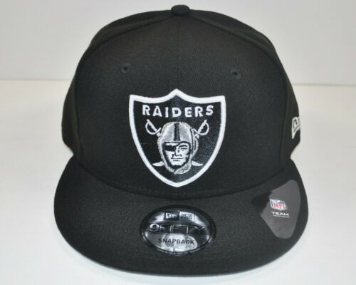 New Era 9Fifty Oakland Raiders OTC Team Color Adjustable Snapback NFL Cap