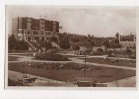 Sunk Gardens North Parade Skegness RP Postcard 323a