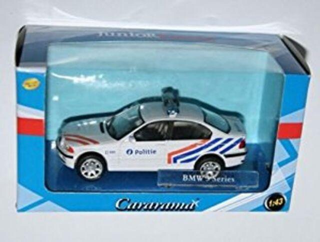 BMW 328I 3 SERIES POLITIE CARARAMA 1/43 POLICE BELGE BELGIE SALOON SEDAN BERLINE