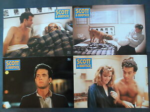 SCOTT-amp-HUUTSCH-8-Aushangfotos-Tom-Hanks