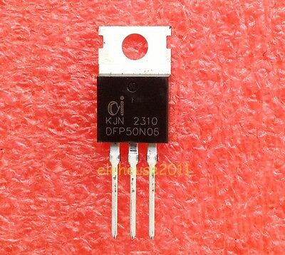10PCS DFP70N06 TO-220
