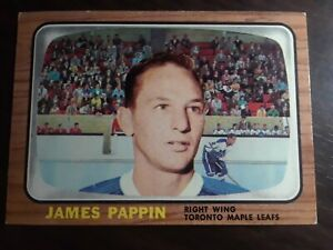 TOPPS1966-76-JIM-PAPPIN-COND-EX-NM