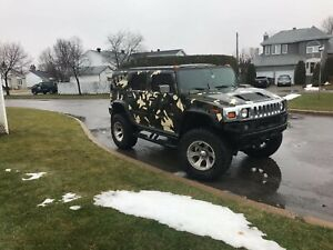 Selling hummer H2 2003 ( message me.for more detail )