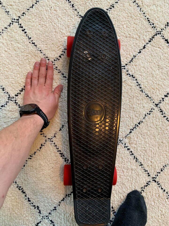 Skateboard, Story
