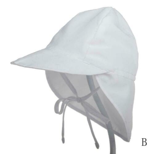 Protect Long Neck Flap Outdoor Swim Hat Beach T0O2 Kids Boy Girl Sun Caps UV50