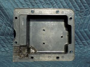 Anti-Lock-Brake-ABS-ASR-Pump-Under-Car-Mounting-Plate-Tray-1990-C4-Corvette