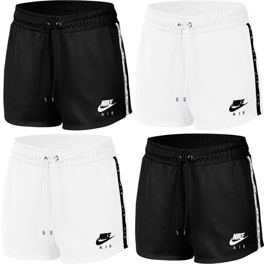 Nike Womens Shorts Air Ladies Gym Training Running Shorts Pocket Pockets Size