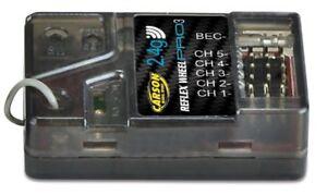 Discret Carson Destinataires Reflex Wheel Pro 3 2,4ghz Bec #500501535-afficher Le Titre D'origine