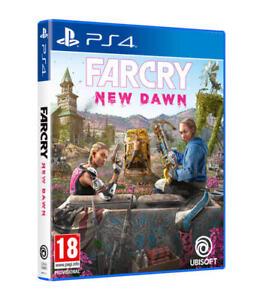 Far Cry Dawn PS4 juego Físico para PlayStation 4 de Ubisoft