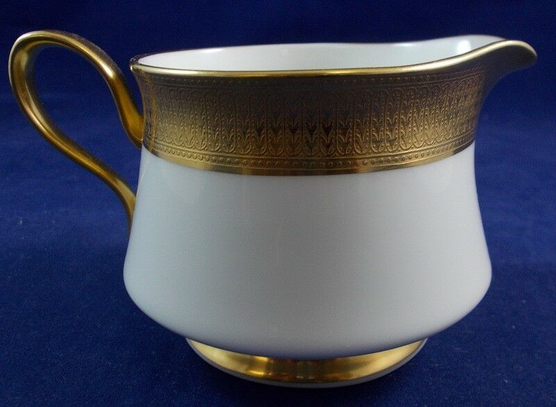 Oxford (Div von Lenox ) Maldon Sahnekännchen Porzellan Hervorragender Zustand