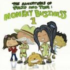 The Adventures of Tulip and Tom: Monkey Business 1 by Freeman Wong (Paperback / softback, 2013)