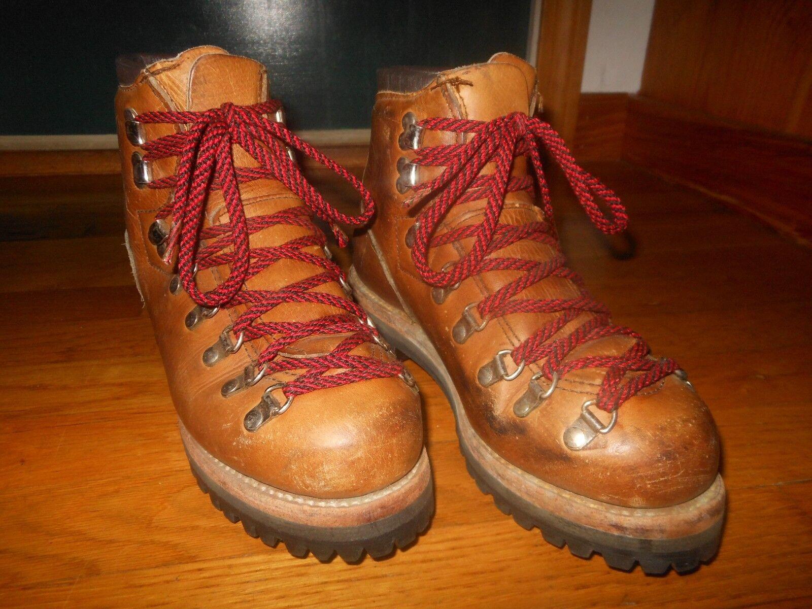 alpinisme vintage usa milo les - bottes - les sz 6 m - ex - condition 51ee43