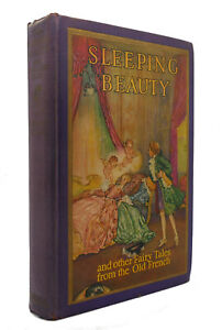 Sir Arthur Quiller-Couch, Edmund Dulac SLEEPING BEAUTY  1st Edition Thus