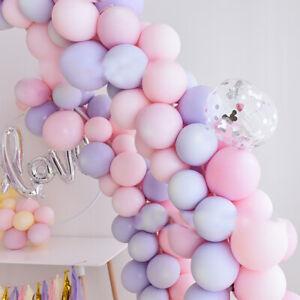 18inch-Big-Round-Latex-Balloon-Macaroon-Color-Wedding-Birthday-Party-Decor-Amid