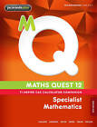 Maths Quest 12 Specialist Mathematics TI-Nspire Calculator Companion by Pauline Holland, Raymond Rozen, Geoff Phillips, Howard Liston, Jennifer Nolan, Brian Hodgson (Paperback, 2012)