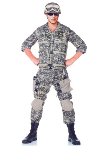 Army Ranger Costume Teen Deluxe U.S