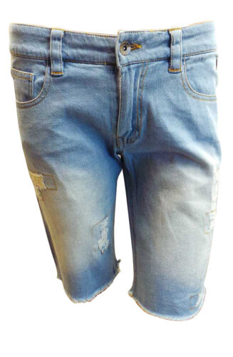 PARCEL OF 10 PAIRS OF ATTICUS SHORTS LADIES 'RUM TO WHISKEY' BLUE VARIOUS SIZES