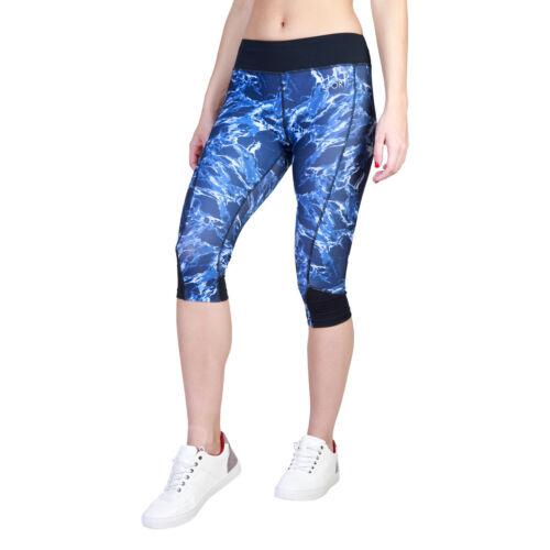 Women/'s Elle Sport Fitness Leggings ES2808 over 50/% off RRP!